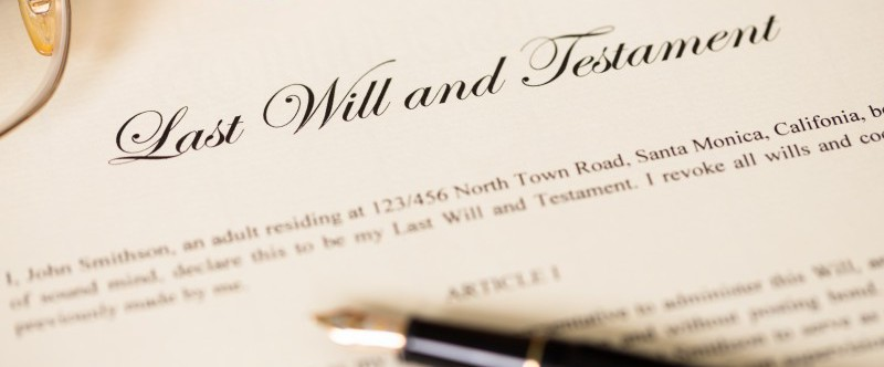 Estate Planning, Wills, & Trusts